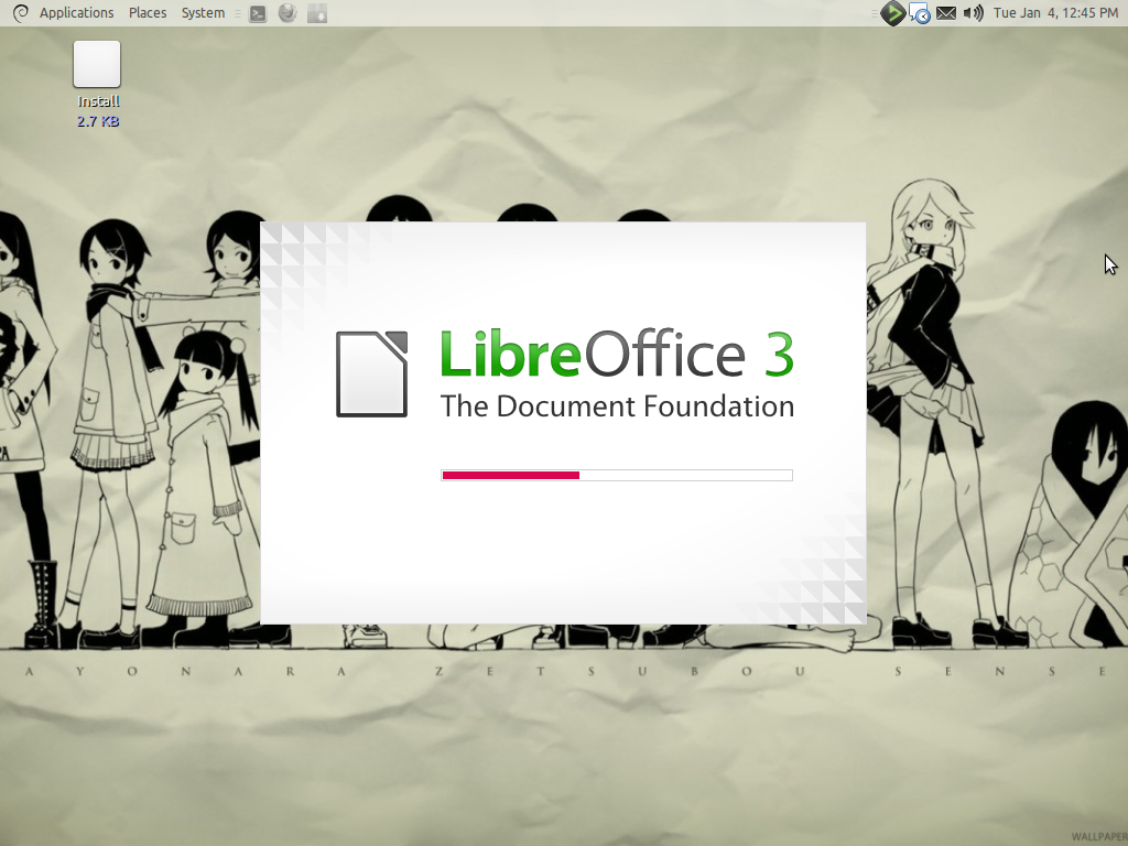 .::Descarga LibreOffice 3.3 Final::.
